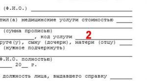 Изображение - Что относится к дорогостоящему лечению код для налоговой foto-kod2-dorogostoyaschee-300x166