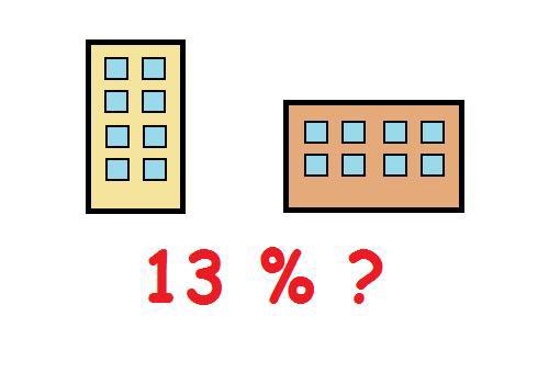 Какой налог при продаже двух квартир в одном году?